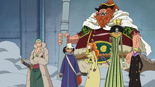 One Piece 604: Get to Building R! the Pirate Alliance's Great Advance!