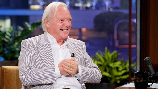 Anthony Hopkins Loves American Idol