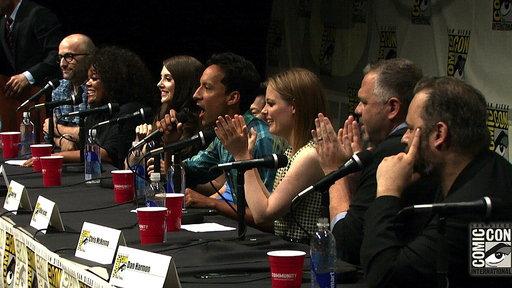 Comic-Con 2013 Panel