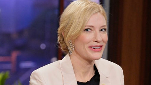 Cate Blanchett On Husband's Casting Couch