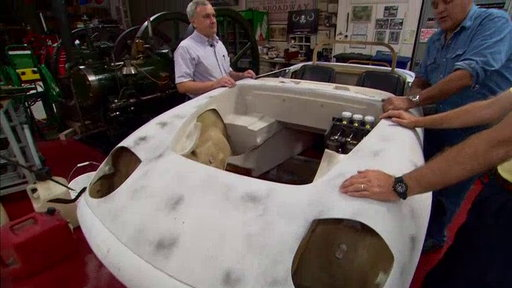 18. Projects in Jay Leno's Shop, Garage Floor Coating