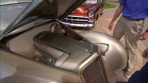 24. Cool Cars by Chip Foose, Solar Panel & Controller (Deltran)