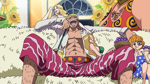 A Mastermind Underground! Doflamingo Makes His Move!