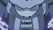 Naruto Shippuden 326: Four Tails, the King of Sage Monkeys