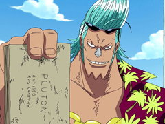 (Sub) I'm Not Gonna Hand Over the Blueprints! Franky's Decision! Image