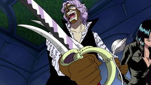 One Piece 285: Obtain the Five Keys! the Straw Hat Pirates vs. CP9!