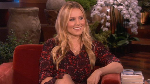 Kristen Bell On the Veronica Mars Movie