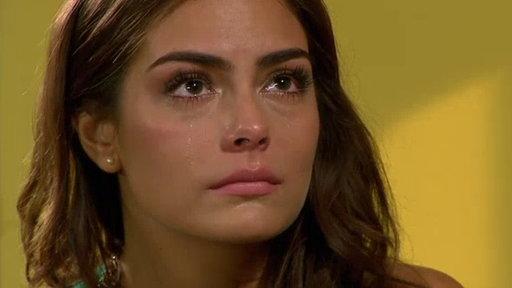 Damian sacrifices himself for Marina.