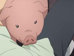 Hachiken Hesitates Over Pork Bow image
