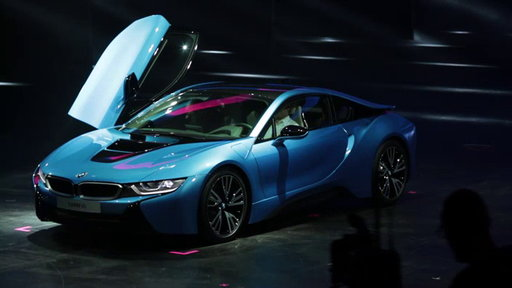 2014 BMW I8 at 2013 Frankfurt Auto Show On Edmunds.com Unveiled