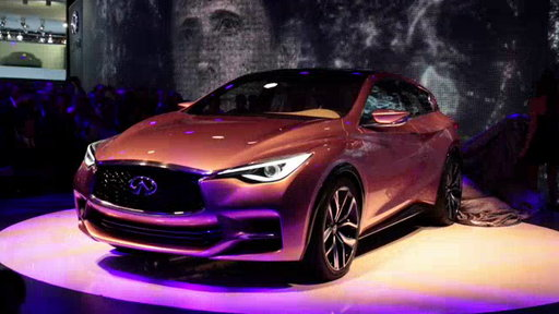 Infiniti Q30 Concept at 2013 Frankfurt Auto Show On Edmunds.com Unveiled