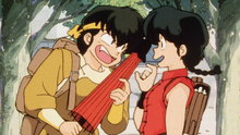 "Ranma 1/2 7: Enter Ryoga, the Eternal ""Lost Boy"""