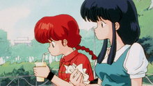 Ranma 1/2 6: Akane's Lost Love... These Things Happen, You Know
