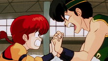 Ranma 1/2 16: P-chan Explodes! The Icy Fountain of Love!