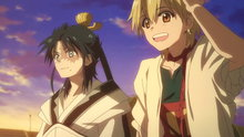 Magi 2 1: Premonition of a Journey