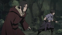Naruto Shippuden 334: Sibling Tag Team