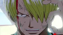 One Piece 297: Hunter Sanji Makes an Entrance? Elegy for a Lying Wolf!