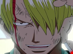 (Sub) Hunter Sanji Makes an Entrance? Elegy for a Lying Wolf! Image