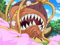 (Sub) Toriko's New Attack,
