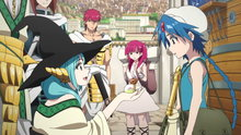 Magi 2 3: Setting Sail