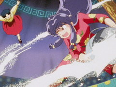 (Sub) Ranma vs. Mousse! to Lose Is to Win Image