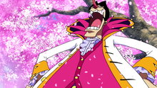 One Piece 303: Boss Luffy Is the Culprit? Track Down the Missing Great Cherry Tree!