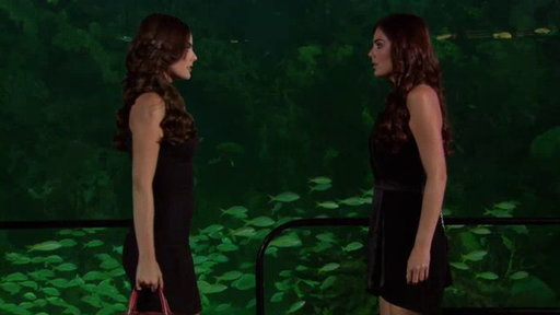 Marina and Magdalena Are Finally Face to Face