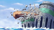 One Piece 304: I Can't Protect Anyone Unless I Win! Third Gear Activated!