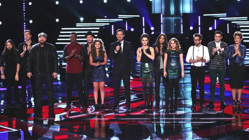 17. The Live Top 12 Eliminations