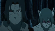 Naruto Shippuden 338: Izanagi and Izanami