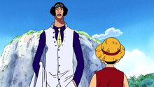One Piece 227: Navy Headquarters Admiral Aokiji! the Ferocity of an Ultimate Powerhouse!