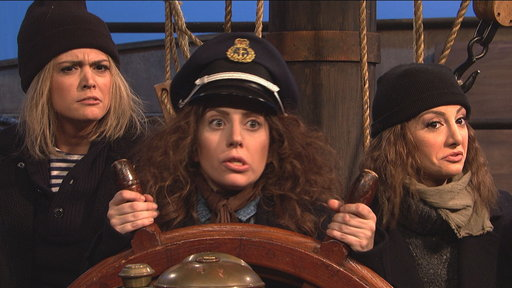 Female Sea Captains