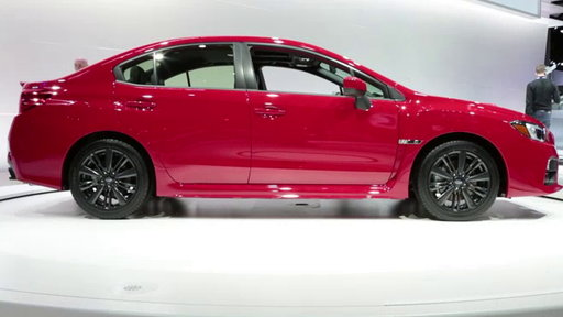 2015 Subaru WRX Unveiled: 2013 Los Angeles Auto Show Video