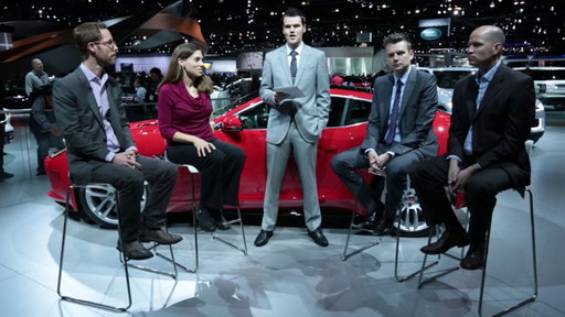 2013 LA Auto Show Highlights: Edmunds Live