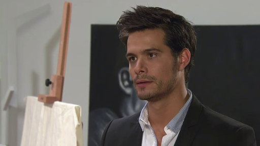 Octavio le Advierte a Alfonso que no Pinte a Maricruz