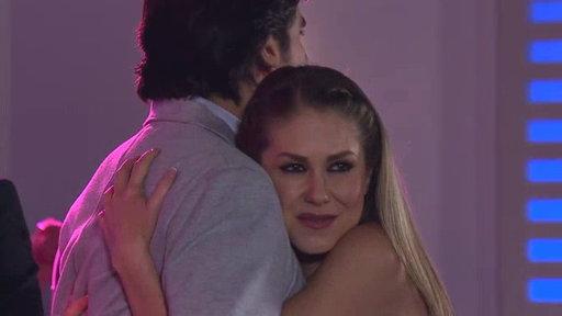 Maricruz no Soporta los Besos Entre Octavio y Doris