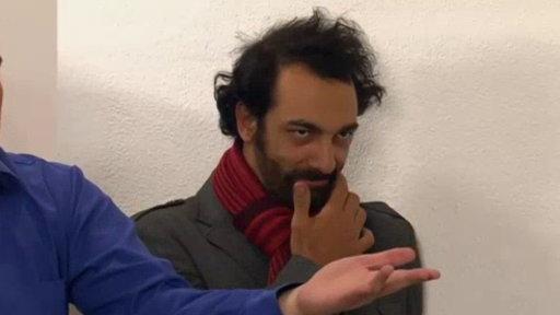 ¡Alfonso Pintó Desnuda a Maricruz!