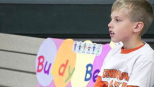 2nd Grader's 'buddy Bench' Cures Playground Loneliness