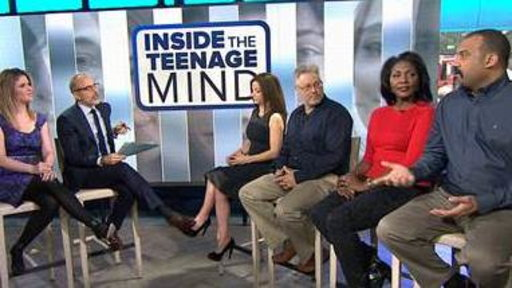 Parents Advise On How to Survive the Turbulent Teens
