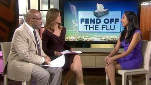 Flee from the Flu With These Everyday Tips