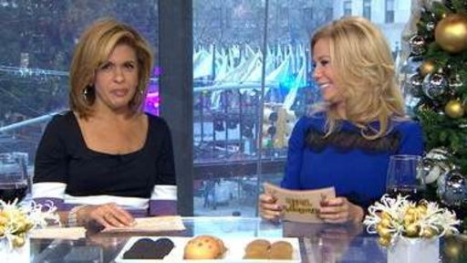 KLG, Hoda: It's National Cookie Day!