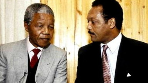 Rev. Jesse Jackson On Mandela: 'He Chose Reconciliation'