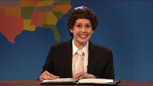 Weekend Update: Jacob the Bar Mitzvah Boy