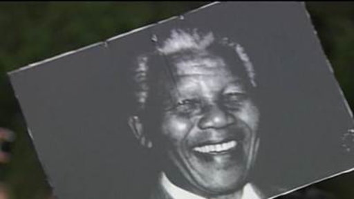 Johannesburg Stadium Set for Mandela Funeral