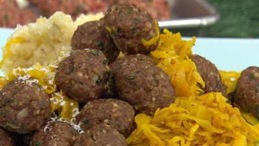 Warm up With a Hearty Helping of Meatballs