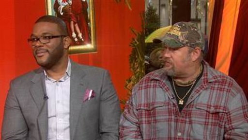 Tyler Perry, Larry the Cable Guy Team up for Movie