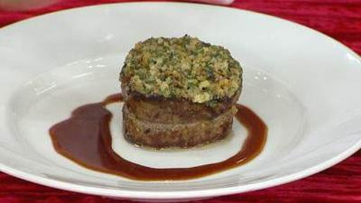An Italian Twist On Christmas Dinner: Filet Mignon