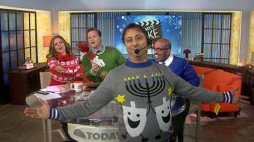 Send in Your Ugly Holiday Sweater Photos!