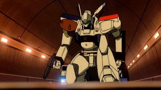 PatLabor The Mobile Police - The Original OVA Series