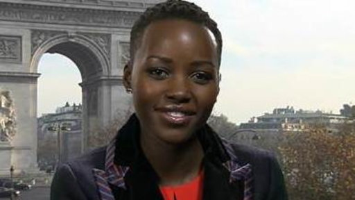 Lupita Nyong'o Talks Golden Globe Nomination